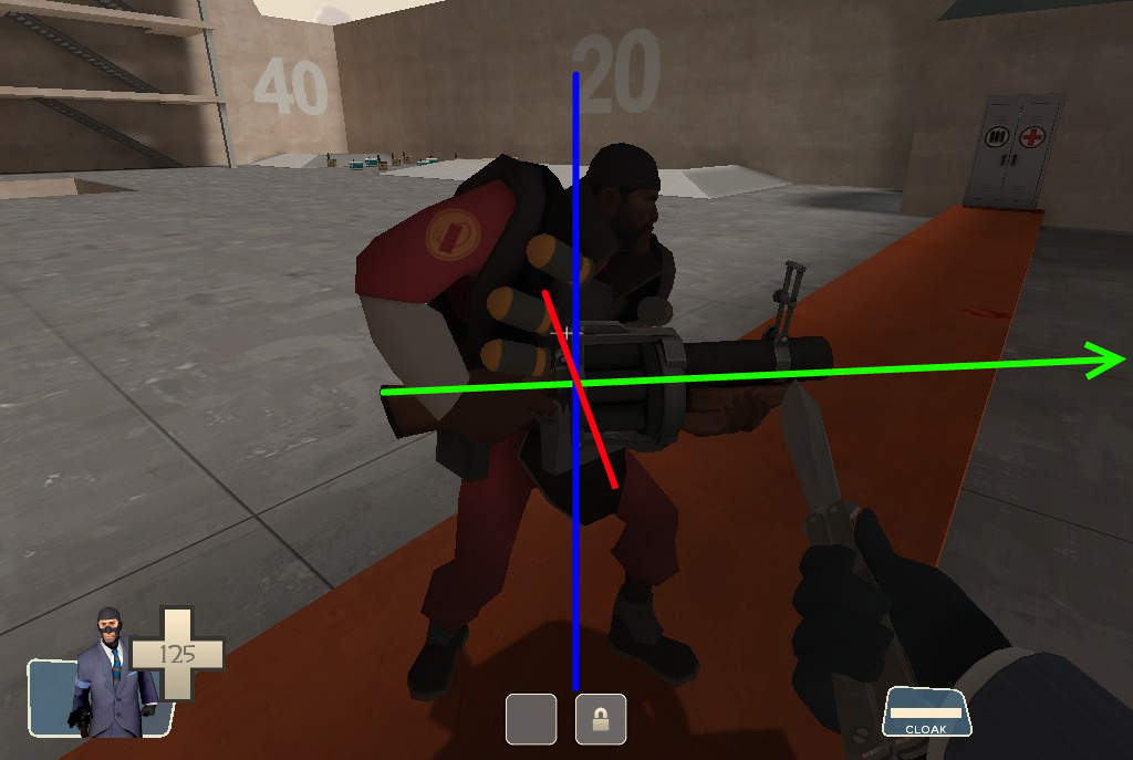TF2 Backstab mechanics « I Wanted Orange